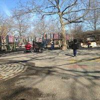 Photo taken at J J Carty Playground by Alaric H. on 3/9/2013
