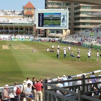Photo taken at Trent Bridge Cricket Ground by JT on 7/13/2013