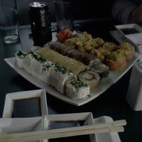 Photo taken at Tobu Sushi by Alvaro D. on 11/3/2012