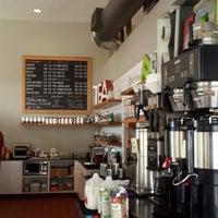 Photo taken at Portfolio Coffeehouse by İbrahim D. on 6/16/2014