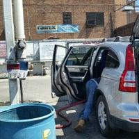 Photo taken at Los Amigos car wash by Melody d. on 4/29/2015