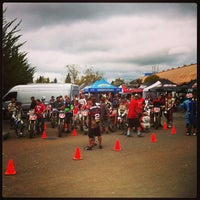 Photo taken at Sonoma County Fairgrounds by Brian H. on 9/29/2013