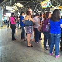 Photo taken at LRT 1 (Gil Puyat Station) by Malot B. on 10/16/2014