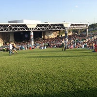Photo taken at Gexa Energy Pavilion by Rob G. on 6/23/2013