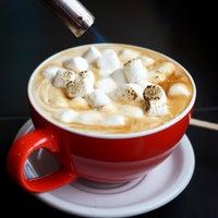 Photo taken at Redline Coffee and Espresso by Melissa K. on 11/6/2014
