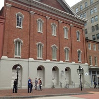Photo taken at Ford's Theatre by Mark B. on 4/19/2013