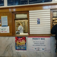 Photo taken at US Post office by David G. on 11/4/2016