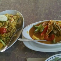 Photo taken at Thai Taste by David G. on 5/6/2015