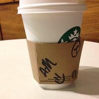 Photo taken at Starbucks by Em M. on 6/12/2013