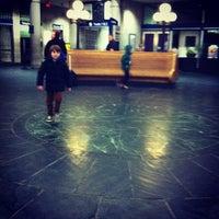 Photo taken at Providence Train Station (PVD) - MBTA & Amtrak by Sophie G. on 2/20/2013