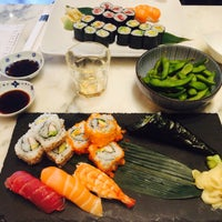 Photo taken at Naniwa Sushi & More by Echo H. on 6/4/2016