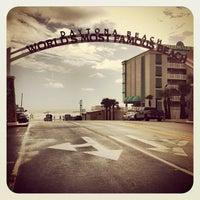 Photo taken at City of Daytona Beach by Robert R. on 9/28/2013