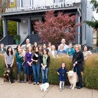 Photo taken at Animal Medical Center of Chicago by Animal Medical Center of Chicago on 5/14/2014
