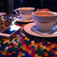 Photo taken at Gaspar Food & Mood by Antonis P. on 11/25/2012