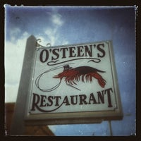 Photo taken at O'Steen's Seafood Restaurant by chris F. on 12/29/2012