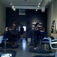 Photo taken at Russ Salon by Ele S. on 12/15/2012