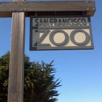 Photo taken at San Francisco Zoo by Felicia H. on 1/27/2013