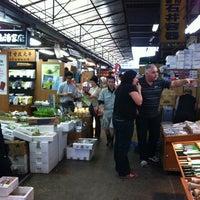 Photo taken at Tsukiji Market by Rainbowchild on 6/12/2012