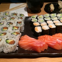 Photo taken at Ai Sushi by Nick L. on 2/10/2015