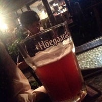 Photo taken at CUBE ( coffee-Unique-n'-Beer-Experience) by Fang K. on 5/31/2015