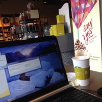 Photo taken at Starbucks by Bill L. on 5/21/2014