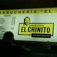 Photo taken at El Chinito by Harold B. on 12/3/2013