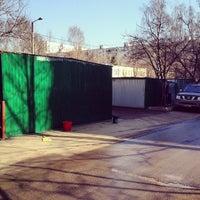 Photo taken at Шенкурский проезд by Yana M. on 3/25/2014