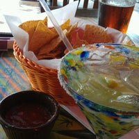 Photo taken at Mesa Tacos and Tequila by Ashley H. on 6/10/2013