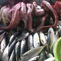 Photo taken at Pasar Bukit Sentosa by Kodex S. on 3/3/2013