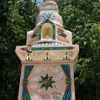 Photo taken at วัดป่าเขาใหญ่ (เจริญธรรม) ญาณสัมปันโน by Pao P. on 7/11/2015