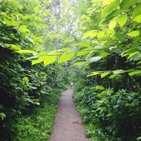 Photo taken at Frick Park by Taylor on 7/4/2015