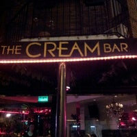 Photo taken at The Cream Bar by Lukas F. on 10/21/2012
