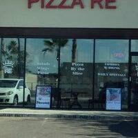 Photo taken at Pizza Re by Ann W. on 5/25/2014