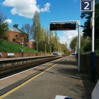 Photo taken at Fulwell Railway Station (FLW) by zbynda s. on 4/8/2014