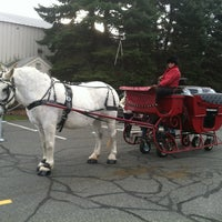Photo taken at Yankee Candle Flagship Store by Pam G. on 11/24/2012