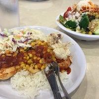Photo taken at Sbisa Dining Center by Mazanin F. on 11/13/2014