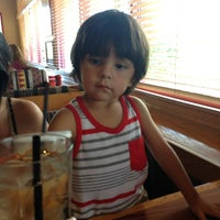 Photo taken at Red Robin Gourmet Burgers by Jocelyn P. on 8/31/2013