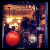 Photo taken at Obscura Antiques and Oddities by Feu _. on 3/29/2013