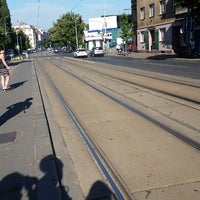 Photo taken at Bohemians (tram, bus) by Света К. on 7/7/2014