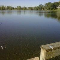 Photo taken at Fish Lake Park by Jordan B. on 9/14/2012