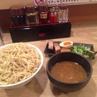 Photo taken at 高円寺 らーめん横丁 by 一条 翼. on 3/16/2013