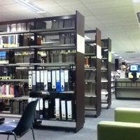 Photo taken at Hugh Owen Building, Aberystwyth University by Fazy A. on 12/7/2012