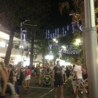 Photo taken at Cavill Mall by Penski__ :. on 1/1/2013
