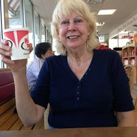 Photo taken at Honey Dew Donuts by Timothy S. on 9/8/2013
