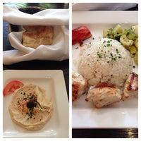 Photo taken at Hanci Turkish Cuisine by Christine R. on 7/8/2014