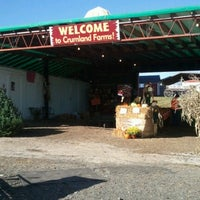 Photo taken at Crumland Farms by Liza H. on 10/20/2012