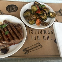 Photo taken at Chef Express - Area di Servizio San Martino Ovest by Aron M. on 7/21/2016