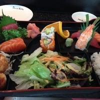 Photo taken at Sushi King by Debra O. on 9/20/2013