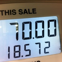 Photo taken at Shell by Staci G. on 3/31/2013