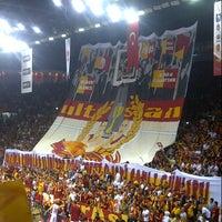 Photo taken at Abdi İpekçi Arena by Serkan H. on 6/15/2013